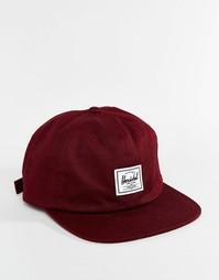 Бейсболка Herschel Supply Co Albert - Красный