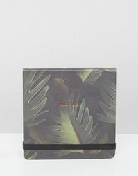 Блокнот с принтом листьев Ohh Deer Jotter - Мульти