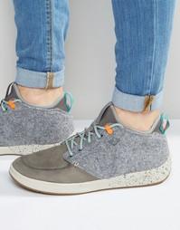 Кроссовки средней высоты Sperry - Серый