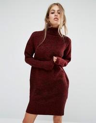 Платье-джемпер Rock & Religion Sarah - Красный