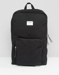 Черный рюкзак Sandqvist Kim - Черный