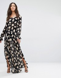 Платье макси Flynn Skye Oakland - Мульти