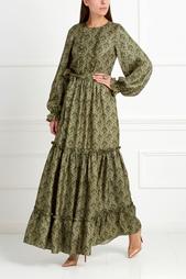 Шелковое платье Nataniel Dobryanskaya