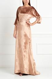 Платье в пол Nataniel Dobryanskaya