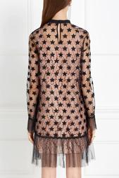 Двухслойное платье No.21