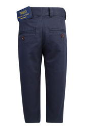 Хлопковые брюки Ralph Lauren Children