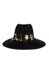 Фетровая шляпа Emmanuelle Eugenia Kim