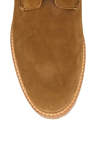 Замшевые ботинки Boho Heilbrunner