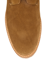 Замшевые ботинки Boho Heilbrunner Aquazzura