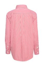 Хлопковая рубашка Ralph Lauren Children