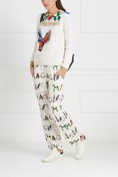 Шёлковые брюки Les
