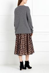 Двухслойная юбка No.21