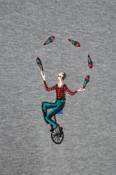 Хлопковый свитшот Circus KatЯ DobrЯkova