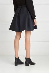 Однотонная юбка Viva Vox
