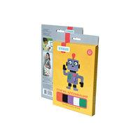"Стигис-аппликация картинка ""Робот"" Stigis"