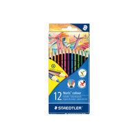 Карандаш цветные Noris Colour,  12 цв Staedtler