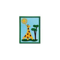 """Стигис-аппликация для малышей """"Жирафик"""" Stigis"""