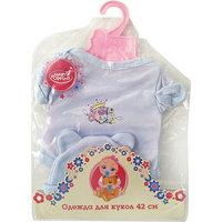 Одежда для куклы 42 см, боди с шапочкой., Mary Poppins