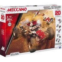 """Набор """"Приключения в пустыне (20 моделей)"""", Meccano"""