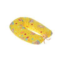Подушка д/беременных и кормящих женщин, ФЭСТ, желтый