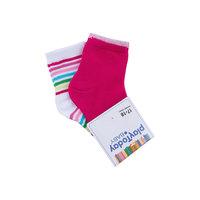 Носки, 2 пары для девочки PlayToday
