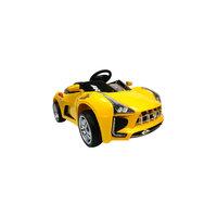 Электромобиль Sport-Car, желтый, BabyHit