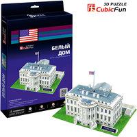 """Пазл 3D """"Белый дом (США)"""", CubicFun"""