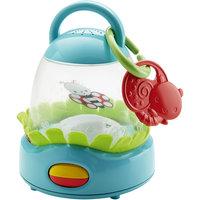 Погремушка с бабочкой и интерактивным звучанием, Fisher Price Mattel