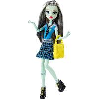 Кукла Фрэнки Штейн в модном наряде, Monster High Mattel