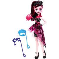 "Кукла Дракулаура из серии ""Буникальные танцы"" с аксессуарами, Monster High Mattel"
