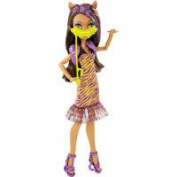 """Кукла Клодин Вульф из серии """"Буникальные танцы"""", Monster High Mattel"""