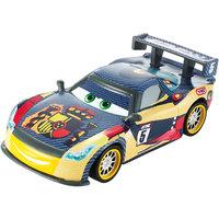 Карбоновый гонщик, Тачки Mattel