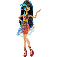 """Кукла Клео Де Нил из серии """"Буникальные танцы"""", Monster High Mattel"""
