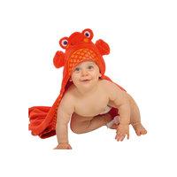 Полотенце с капюшоном Charlie the Crab (0-18 мес.), Zoocchini
