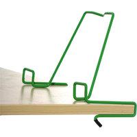 Подставка для книг металлическая ПДК.02, Дэми, зеленый