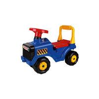 """Машинка детская """"Трактор"""" ,  Alternativa, синий"""