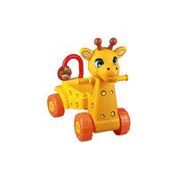 """Каталка детская """"Жираф"""" ,  Alternativa, желт."""