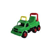 """Машинка детская """"Весёлые гонки"""" ,  Alternativa, зеленый"""