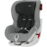 Автокресло KING II, 9-18 кг., Britax Romer, Steel Grey