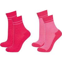 Носки: 2 пары  для девочки Janus