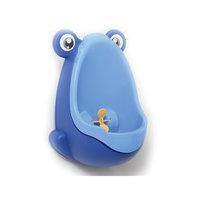 Писсуар с прицелом Лягушка, Roxy-kids, синий