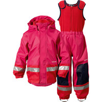 Комплект: курта и брюки для девочки DIDRIKSONS