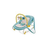 Шезлонг Nesty, Happy Baby, голубой
