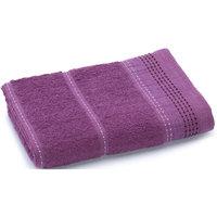 Полотенце махровое Клео 60*130, Любимый дом, фиолетовый