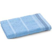 Полотенце махровое Клео 50*90, Любимый дом, голубой