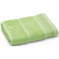 Полотенце махровое Клео 35*70, Любимый дом, зеленый