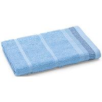 Полотенце махровое Клео 35*70, Любимый дом, голубой