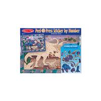 "Мозаика ""Динозавры"" Melissa & Doug"