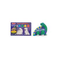 """Набор """"Разукрась фигурку динозавра"""" Melissa & Doug"""