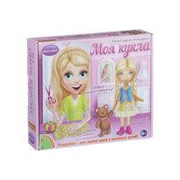 """Любимая игрушка своими руками """"Кукла со светлыми волосами"""" Bondibon"""